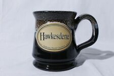 Deneen Pottery Hawkesdene Andrews, NC Hand Thrown Collectible Mug