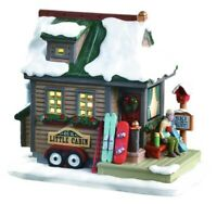 LEMAX ~ Home Away From Home Vail Village Ski Snowboard Christmas Village New NIB