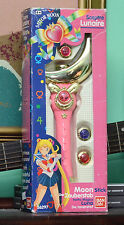 Sailor Moon stick European Sceptre Lunaire Crescent Moon wand rod scepter 3 ring