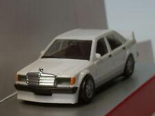 Herpa Mercedes 190 E  2,5 16V,  weiss - 420310 - 1:87