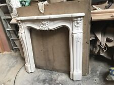 Small Louis Plaster Fire Surround Made To Order Read item description