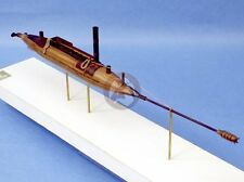 Cottage Industry 1/72 C.S.S. David Confederate Torpedo Boat in Civil War 72002