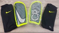 NIKE Mercurial Lite CR7 Football Shin Guards Pads ADULT LARGE B241-6