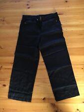 NWT Millers Black Linen Pants Size 14 (rrp $49.95)