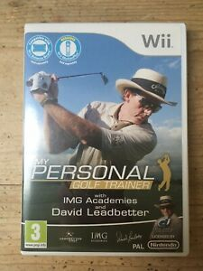 My Personal Golf Trainer Nintendo Wii Game