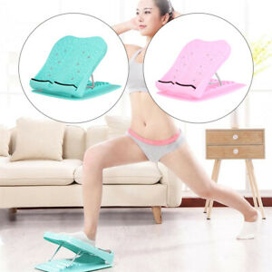 Portable Calf Stretcher Leg Exercise Foot Incline Boards Strength Training