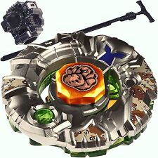 Bandit Golem Bandid Goreim Zero-G Shogun Steel Beyblade STARTER SET w/ Launcher