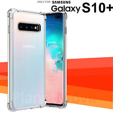 Funda AntiGolpes Antichoque Samsung Galaxy S10 Plus esquinas reforzadas carcasa