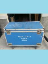 Flightcase Baule con ruote 60X64X121 cm (Usato) colore azzurro
