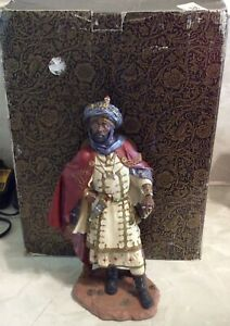 Duncan Royale Africas Kings Queens Sunni Ali Ber Figurine 1996 306/5000