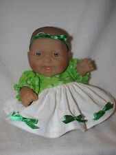 """10"""" Happy Berenguer Baby Doll Dressed Cute"""