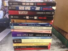 Lot of 14 Caroline Cooney Paperbacks