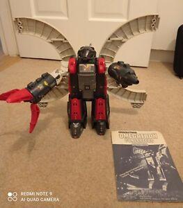 G1 Omega Supreme pre-Transformers Omegatron Toybox Grandstand Autobot