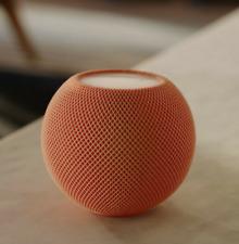 Apple HomePod mini Smart Lautsprecher - orange EU Edition new Speaker Siri