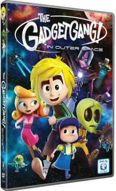 The Gadget Gang In Outer Space DVD  2017 NEW