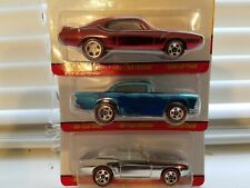Hotwheels Classics GM Muscle Lot