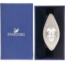 SWAROVSKI Silver Tone Diamante Bracelet Bangle