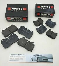 Ferodo DS2500 Front & Rear Brake Pads For Nissan 350Z With Brembo Calipers