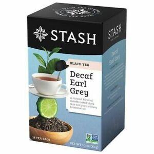 Stash Decaf Earl Grey Tea ***made with real bergamot oil***