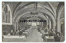 Ak 1914 BUDAPEST Üdvözlet az Operapincéböl, Erdélyi Frigyes, Andrássy út 21 szám