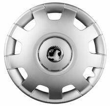 """13"""" Radkappen passen Vauxhall 4 x13 Zoll Silber"""