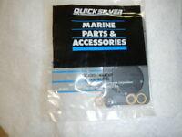 New Old Stock Genuine Quicksilver Mercury 27-88004 Carburetor Gasket