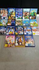 DVD Sammlung Kinder 18 Filme 0 Bis 6 Jahre FSK