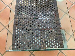 6 Sets de table en bois