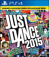 Just Dance 2015 PS4 New PlayStation 4, playstation_4