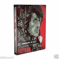 First Blood - MONDO X SteelBook #003 (Blu-Ray) - Brand New Free Shipping