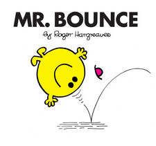 MR BOUNCE - Vol 22 - Mr Men Story Book - Mr Men Library - NEW