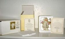 Lenox 2000 Special Delivery Santa Ornament Mib