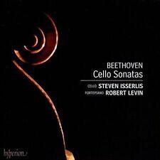 Beethoven: Cello Sonatas Super Audio Hybrid CD (CD, Jan-2014, 2 Discs, Hyperion)