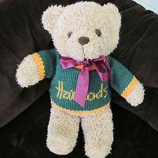 """Harrod'S Teddy Bear - 18.5"""""""