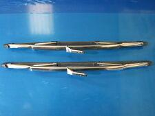 Alfa Romeo Berlina 2000 & 2600  Wiper Blades. Genuine TEX. NEW (Pair)