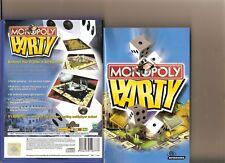 Monopolio Fiesta PLAYSTATION 2 PS 2 PS2 Juego de Mesa Familiar