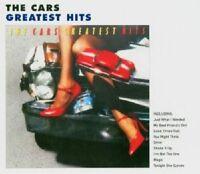 """CARS """"GREATEST HITS"""" CD NEUWARE"""