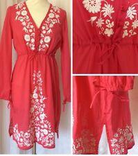 Monsoon Cotton Thigh-Length Tunic Dresses for Women