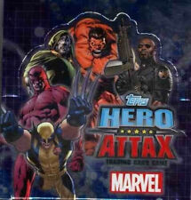 marvel hero attax avengers (series 2) - box 50 packets
