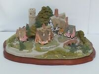 Lilliput Lane Collectibles 1991 RARE Saxham St. Edmonds