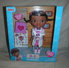 Doc Mcstuffins Disney Junior Time For A Check Up W/Stickers
