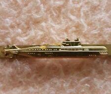 Sehr Selten. UdSSR U-Boot Offizier Krawattenspange.Krawattennadel.