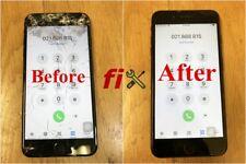 iPhone 8 4.7'' LCD Screen Replacement Repair & Return free Temp Glass Cover
