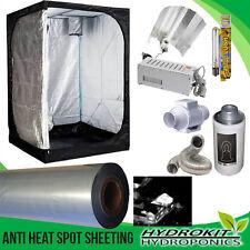 Best Complete Hydroponic Grow Room Tent Fan Filter Light Kit 600w 120x120x200