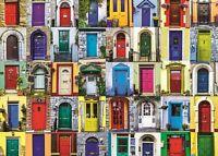 Puzzle 1000 Piezas RAVENSBURGER 19524 PUERTAS DEL MUNDO - Doors of the World