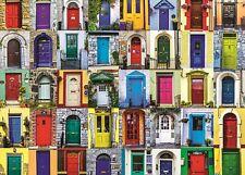 Puzzle 1000pcs piezas puertas de mundo by Ravensburger