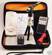 Ghost Hunting Kit - Spirit Box - Laser Pen - ELF Meter - Recorder - Case & More