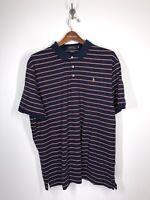 POLO Ralph Lauren Men's XL CLASSIC Fit Short Sleeve Collared Golf Shirt MENS