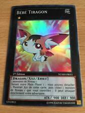Carte Yu-Gi-Oh! NUMH-FR051 Bébé Tiragon (Super Rare) 1ere Edition