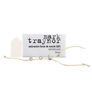 Mark Traynor Instant Face, Neck and Eye Lift, Facelift Tapes and Bands